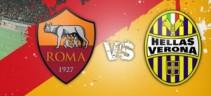 Roma vs Verona 2-1 | Nella ripresa la Roma soffre ma porta a casa i tre punti