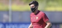 Roma-Fiorentina, i convocati di Fonseca: out Mirante, Ibanez, Santon e Ünder