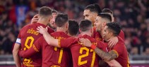 Roma, match ball per l'Europa