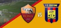 Roma vs Crotone 5-0   La Roma fa la