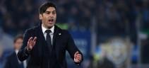 Le parole di Paulo Fonseca in vista di Roma - Lazio