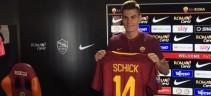 Stop in allenamento per Schick, salterà Sampdoria-Roma