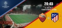 Live - AS Roma vs Atletico Madrid 0-0 | Termina in parità, un buon punto per Di Francesco (Foto)