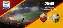 Live Roma vs Hellas Verona 3-0 | La Roma cala il tris, Nainggolan e 2 reti di Dzeko portano la Roma a 6 punti (Foto)