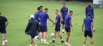 La Roma è tornata ad allenarsi in vista del Benevento. Individuale per Schick e Karsdorp