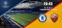 Live Chelsea vs Roma 3 a 3 - Una bella Roma pareggia a Londra contro il Chelsea, doppietta di Dzeko e rete di Kolarov (Foto e Video)