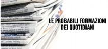 Torino-Roma: le probabili formazioni dei quotidiani. Moreno titolare,  Florenzi insidia El Shaarawy