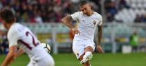 Non basta il Toro degli ex. Kolarov regala alla Roma altri tre punti