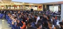 Roma-Lazio, da oggi in vendita i biglietti: file agli As Roma-Store