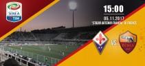 Fiorentina Vs Roma 2 a 4 - La Roma si gioca il Poker a Firenze: una doppietta di Gerson, ed una rete di Manolas e Perotti, stendono la Viola (Foto e Video)