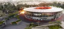 Stadio della Roma, Montuori: