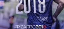 Pizarro rinnova per un altro anno con l'Universidad de Chile (Foto)