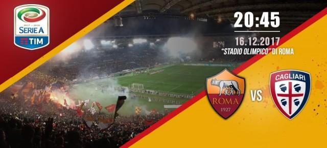 Roma vs Cagliari 1-0 - La Roma vince con gol di Fazio allo scadere, Perotti sbaglia un rigore: decisivo il VAR (Foto e Video)