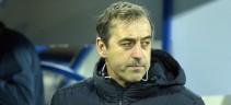 Esercitazioni tecnico-tattiche e partitella a tema per l'allenamento della Sampdoria odierno