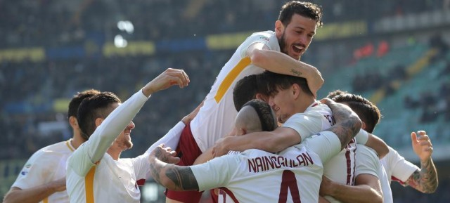Shakhtar Donetsk-Roma: 4-2-3-1 che passione
