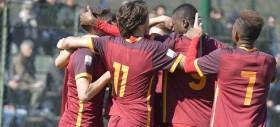 Final Eight Primavera, Quarti di finale: Virtus Entella-Roma 0-2