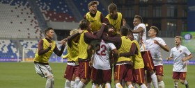 Final Eight Primavera, Semifinale: Inter-Roma 3-3 (8-9 d.c.r.) Giallorossi in finale
