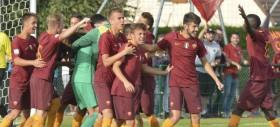 Campionato Primavera 3° giornata: Pisa-Roma 0-3