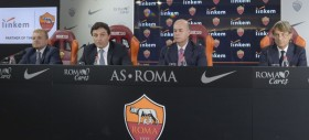 Linkem nuovo sponsor di AS Roma