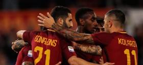 La Roma supera a fatica il Crotone ma è la miglior difesa della serie A