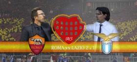L'analisi tattica di Roma vs Lazio