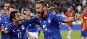 Una splendida Italia supera la Spagna . A Saint Denis è 2-0, ora testa alla Germania