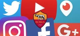 Inter e Roma si sfidano sul terreno dei social network