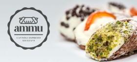 AMMU, boutique del gusto: i cannoli espressi incantano la Capitale. A Roma sale in cattedra l'eccellenza dolciaria siciliana
