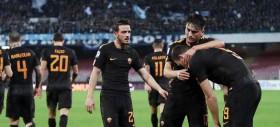 Una Roma da Champions strapazza il Napoli