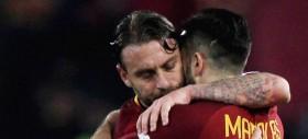 La Roma torna a vincere in casa nel ricordo di Astori