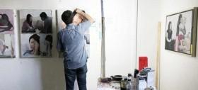 L'Ex Dogana apre le sue porte alla mostra d'arte di Luca Grimaldi
