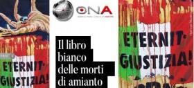 Presentato a Roma il libro con i dati della strage amianto