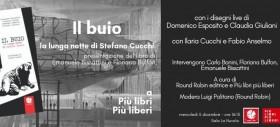 Più libri Più Liberi: Il buio, la lunga notte di Stefano Cucchi - 5 Dicembre ore 16.15