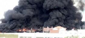 Eco-X Pomezia: condannati i responsabili dell'incendio