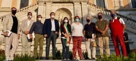 """Campidoglio, inaugurata la mostra interattiva """"Storie di Microcredito di Roma Capitale"""""""