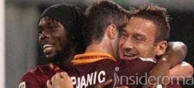 INTER-ROMA, le pagelle. Gervinho è Archimede, Totti settebellezze