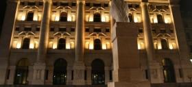 Il titolo AS ROMA ha chiuso a 1.070 Euro +9.30%