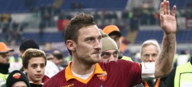 Indagine Goal.com: Francesco Totti al 31° posto dei