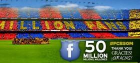 FC Barcelona: il club più amato sui social network