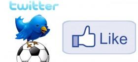 Quando il calcio fa rima con social...
