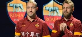 La Roma sbarca su Sina Weibo, domenica con il Parma la maglia celebrativa
