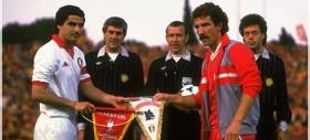 Finale 1984 - Roma vs Liverpool 1-1 (3-5 dopo i calci di rigore)