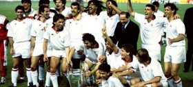 Finale 1989 - Milan vs Steaua Bucarest 4 a 0