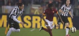 Roma-Juventus alla seconda giornata