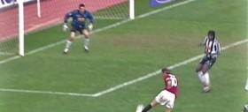 Roma-Udinese e un gol d'autore