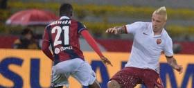 Le Pagelle di Bologna vs Roma - Nainggolan il migliore in campo