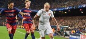 Barcellona-Roma: si salvano solo Szczesny, Dzeko ed i 4000 sugli spalti