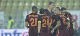 Carpi-Roma 1-3, le pagelle di Piero Torri