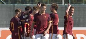 Primavera, la Roma si impone per 4-1 sull'Ascoli. Allungo a più 8 punti sul Palermo
