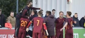 Campionato Primavera 20° giornata: Bari-Roma 1-1